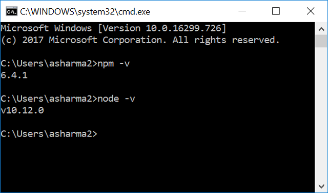install angular core 7.0.0